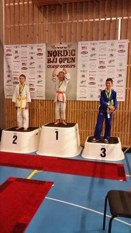 Alvin Guld  -33 kg  NOC 2015